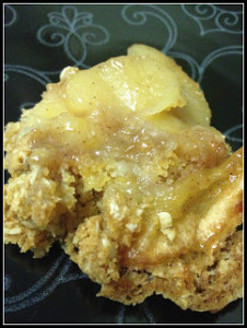 Old Fashioned Baked Apple Crisp is one of the most delicious apple desserts! It can be served with vanilla ice cream or even whipped cream!