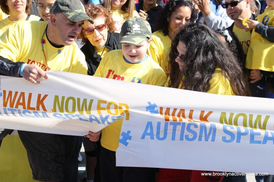 Walk Now For Autism Speaks 2013