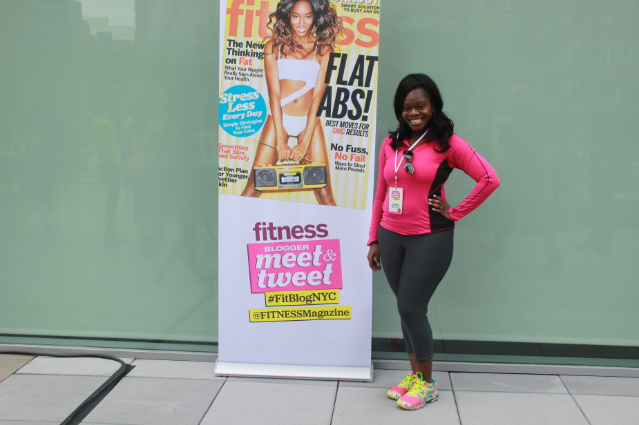Fitness Magazine Blogger Meet and Tweet