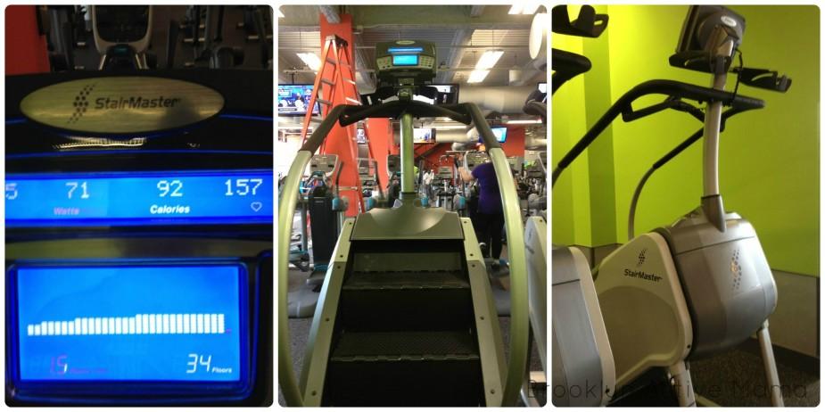 blink fitness machines