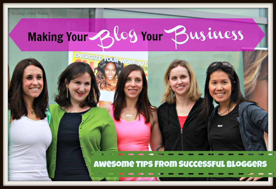 Making Your Blog Your Business