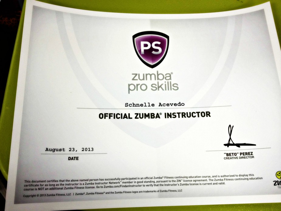 Zumba Pro Skills Instructor Training A Review Brooklyn Active Mama
