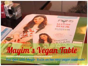 Mayim's vegan Table
