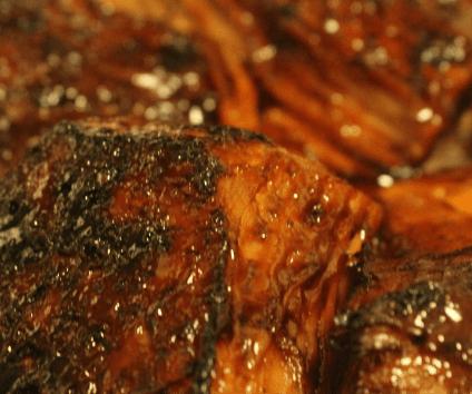 Crockpot Brown Sugar Balsamic Glazed Pork Tenderloin Recipe