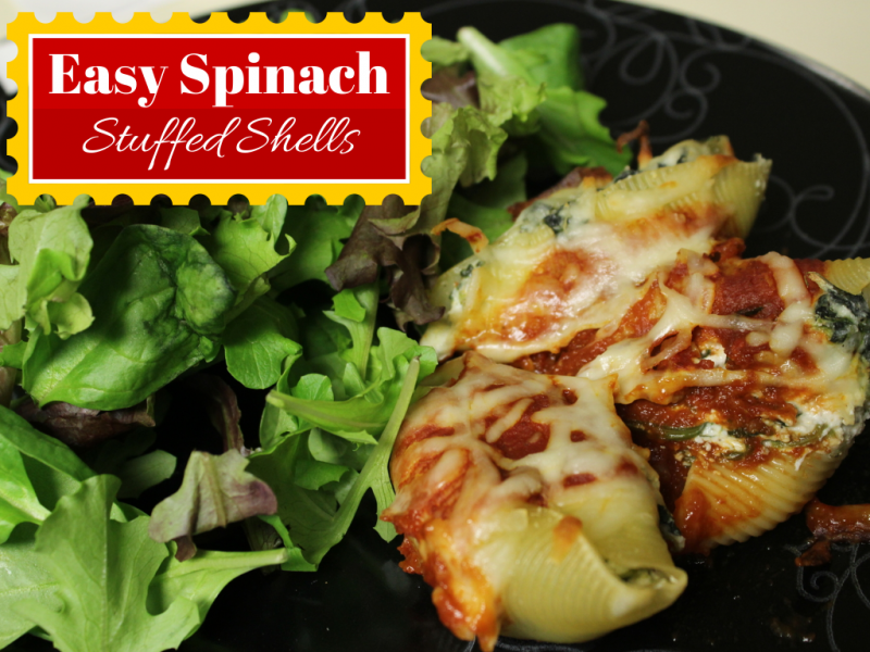 Easy Spinach