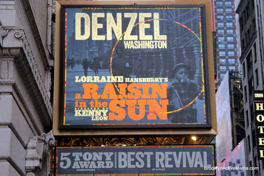 a raisin in the sun broadway revival