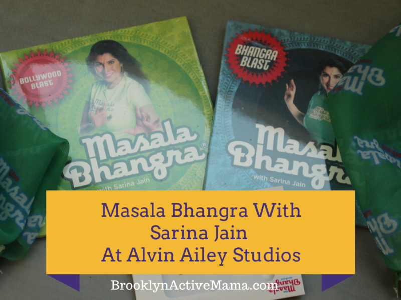 Masala Bhangra With Sarina Jain At Alvin