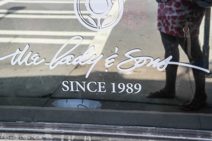 The lady & Sons