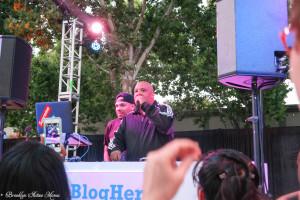 BlogHer 14 San Jose California rev run mcdonalds