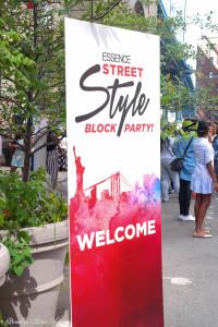 essence magazine street style block party 2014