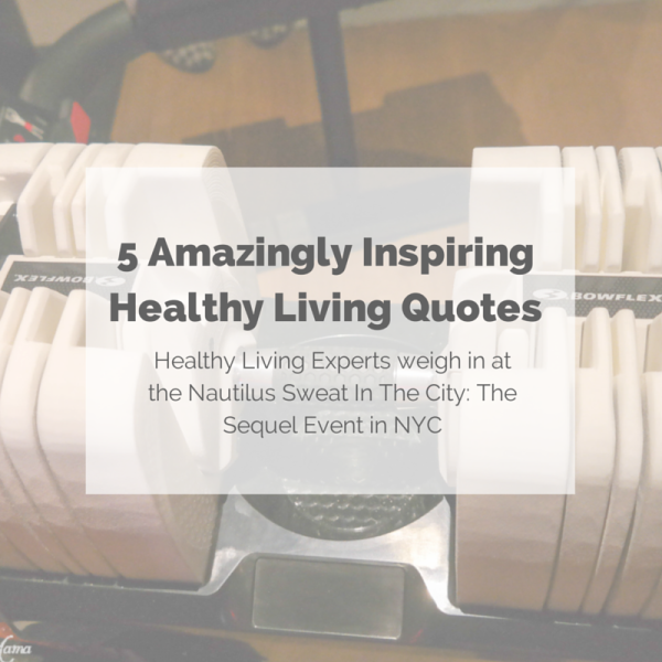 5 Amazingly Inspiring Healthy Living