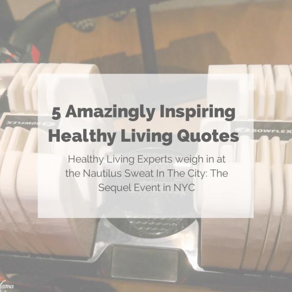 5 Amazingly InspiringHealthy Living