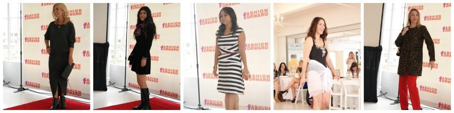 fashion forward models