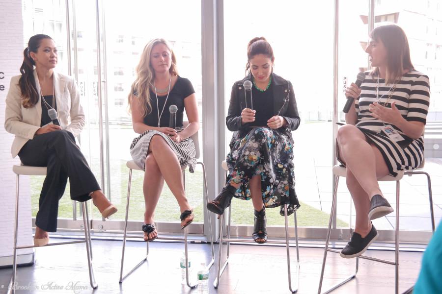 fitness magazine blogger meet and tweet 2014 recap blogger panel