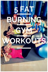 5 Fat Burning Gym Workouts