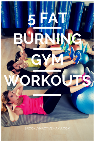 5 Fat Burning Gym Workouts
