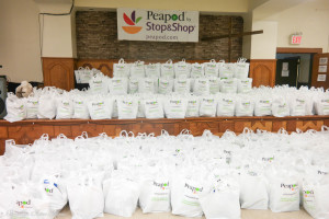 holiday giving peapod delivers goodwill to brooklyn