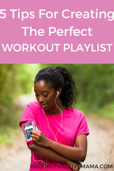 5 tips for creating the PERFECT workout playlist!