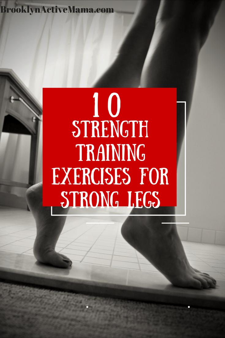 10 Strength Training Exercises