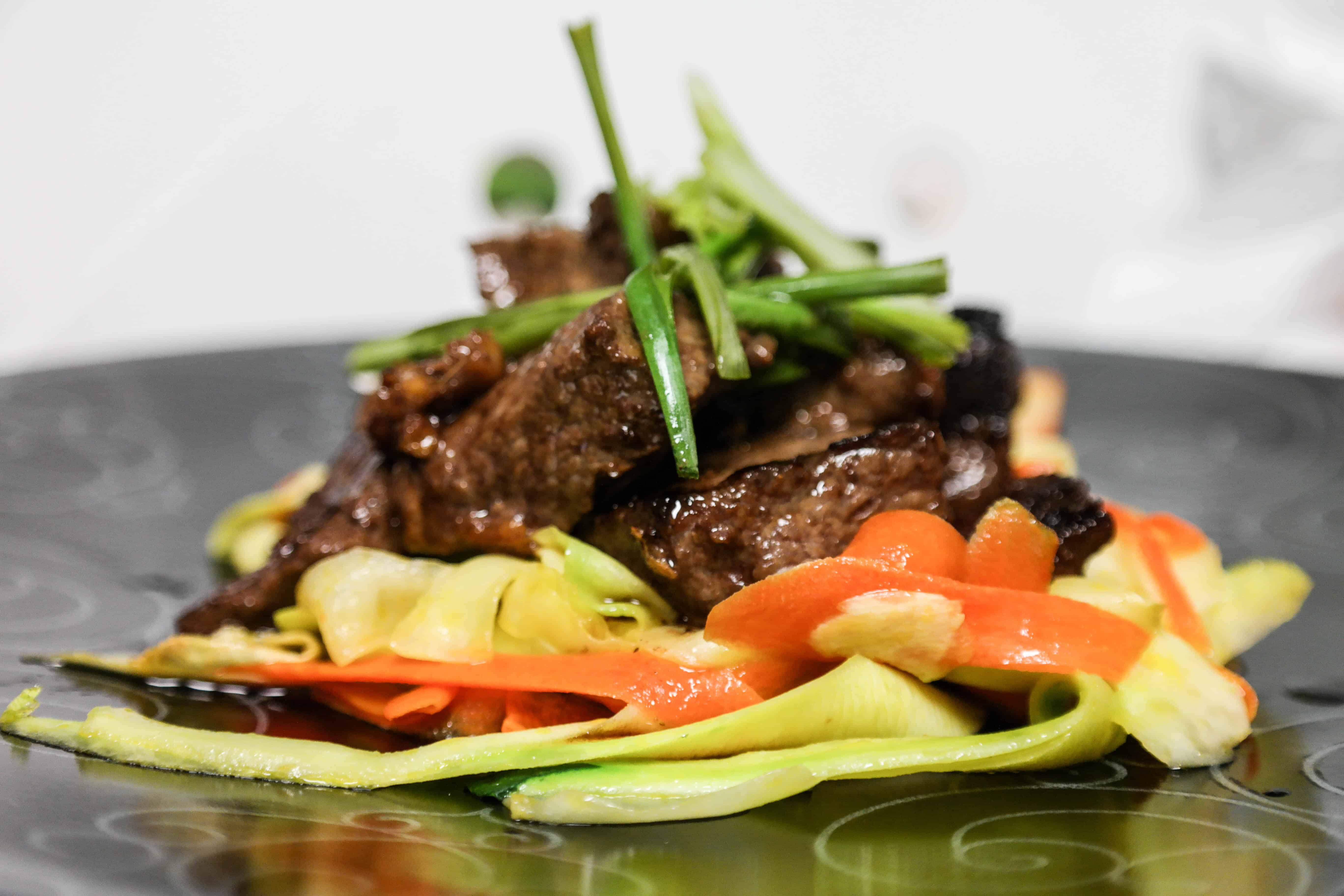 Korean Style Steak Bimimbap Recipe From Hello Fresh Brooklyn