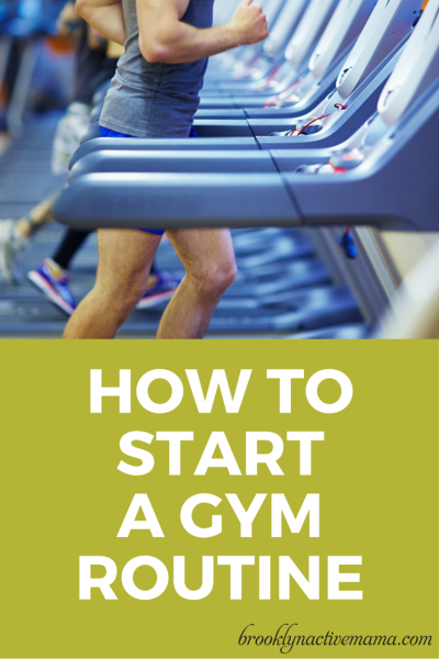 Starting a gym routine can be super overwhelming! Which machines should you try? What should you wear? Here are some easy step to take when starting a workout routine!