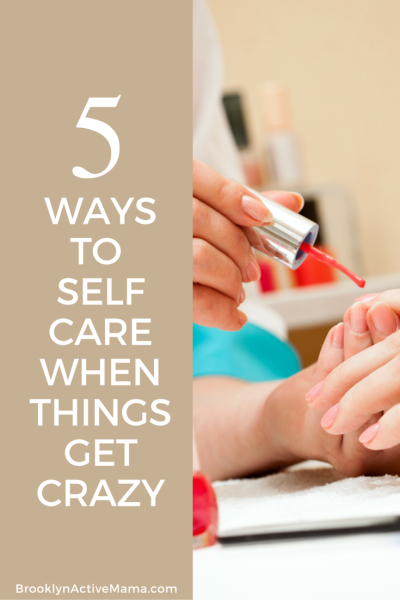 The most important thing to do during these crazy times is take care of yourself. Not only is it vital for your sanity but it is vital to keeping your peace as the storm passes. Today I am sharing 5 Ways to Self Care When Things Get Crazy.