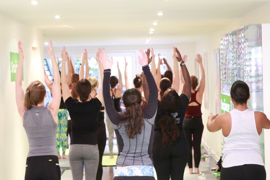 Bend and Snapware Yoga