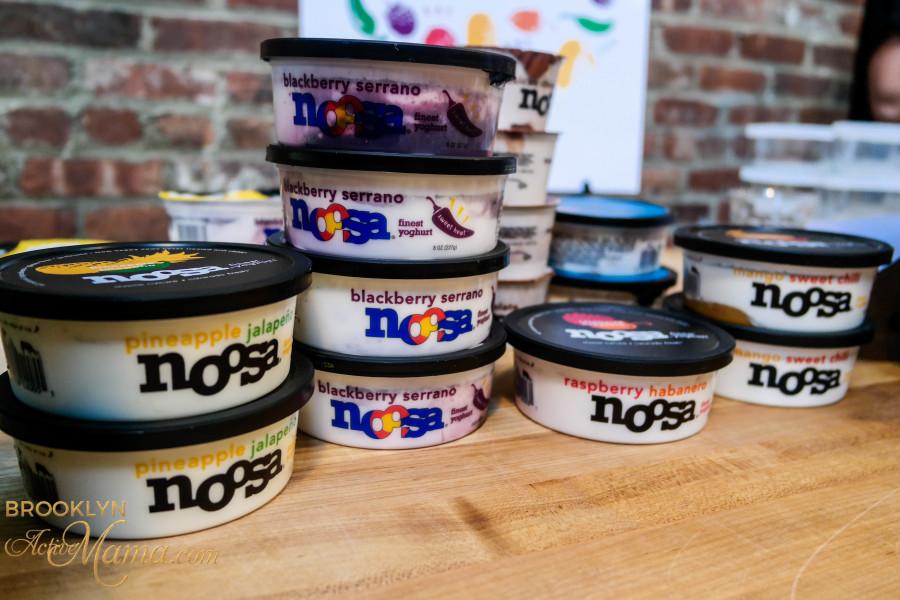 Noosa Yoghurt Sweet & Spicy New Flavors-8357