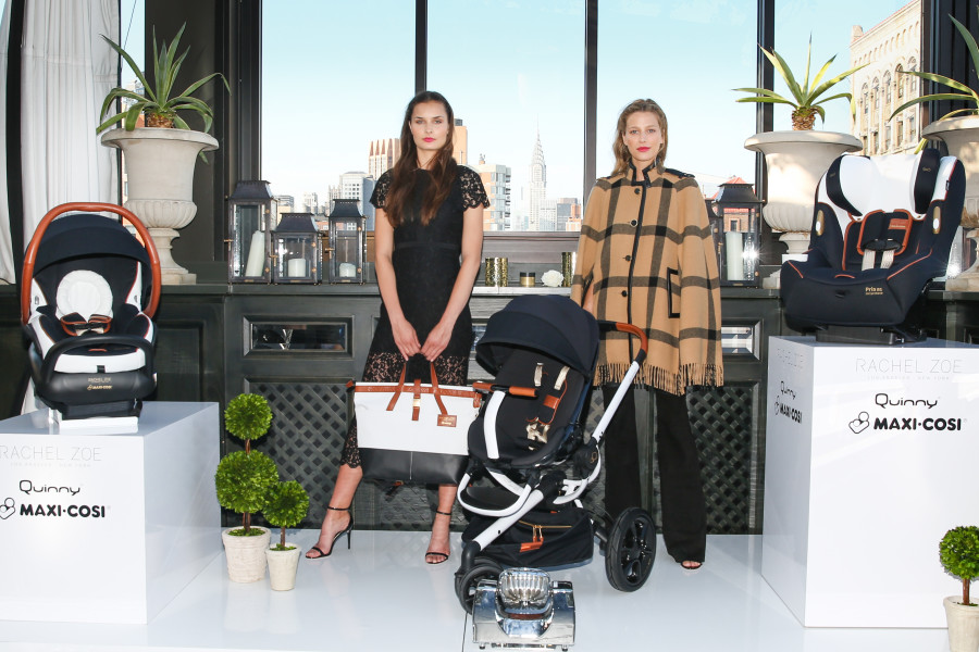 Rachel Zoe x Quinny: and Maxi-Cosi event
