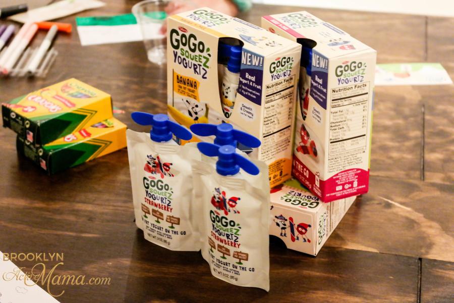 gogo yogurtz