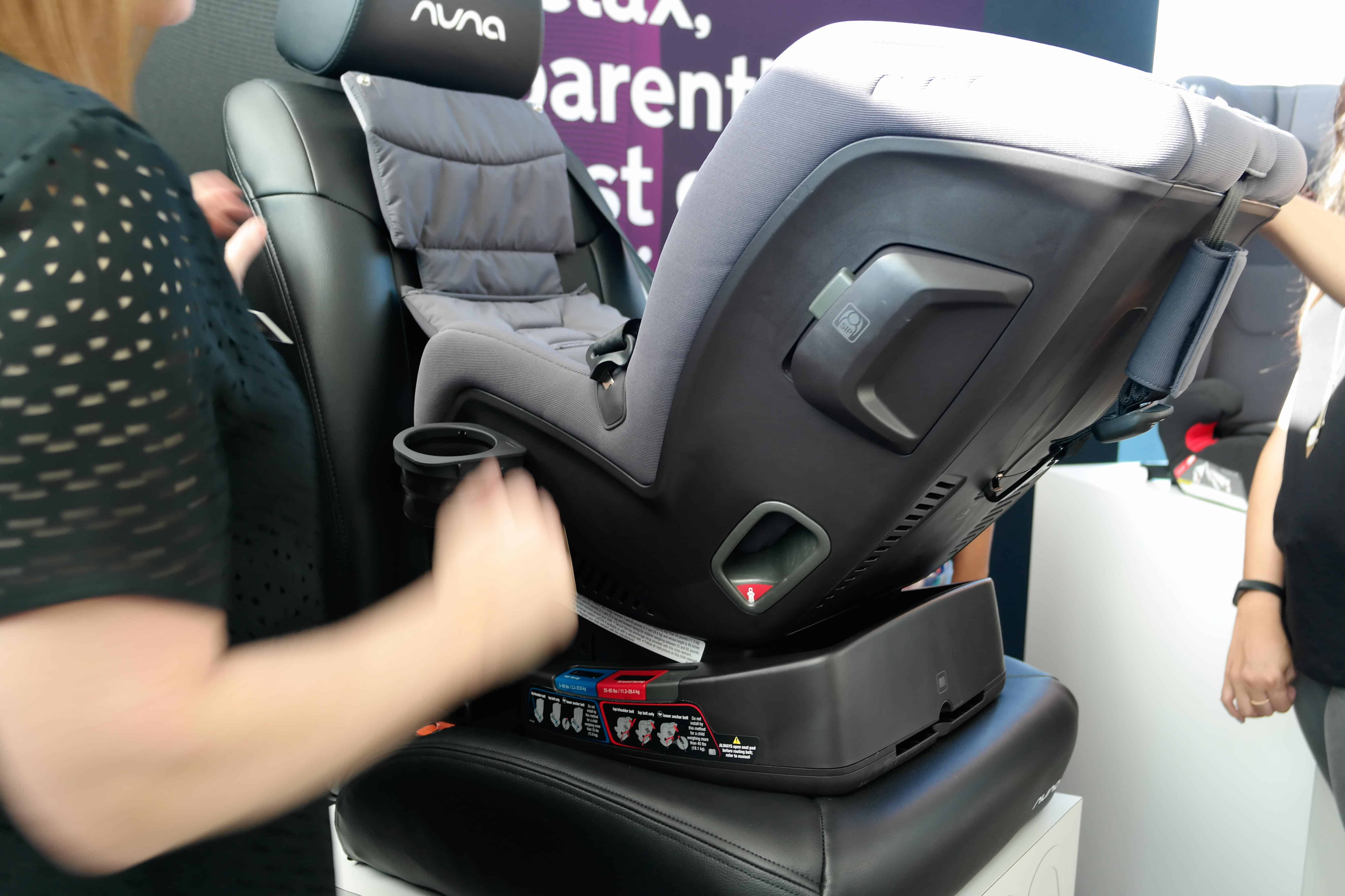 New Nuna Line Has A Car Seat For Every Age