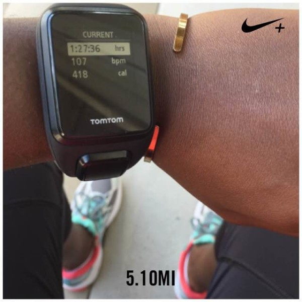 TCS NYC Marathon Training Week 12