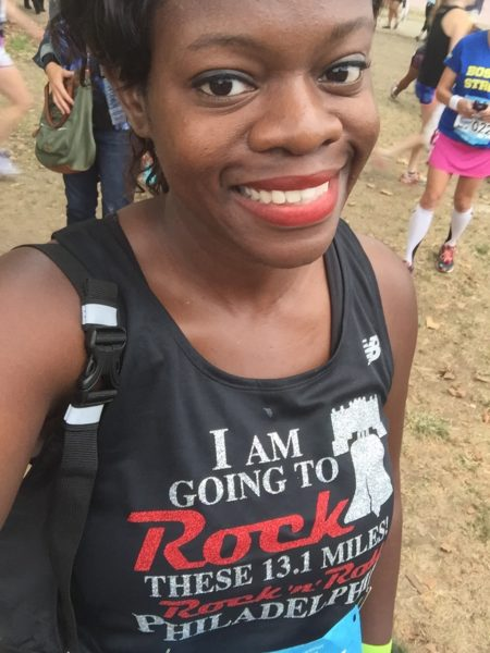 2016 Rock N Roll Philly Half Marathon Weekend Recap