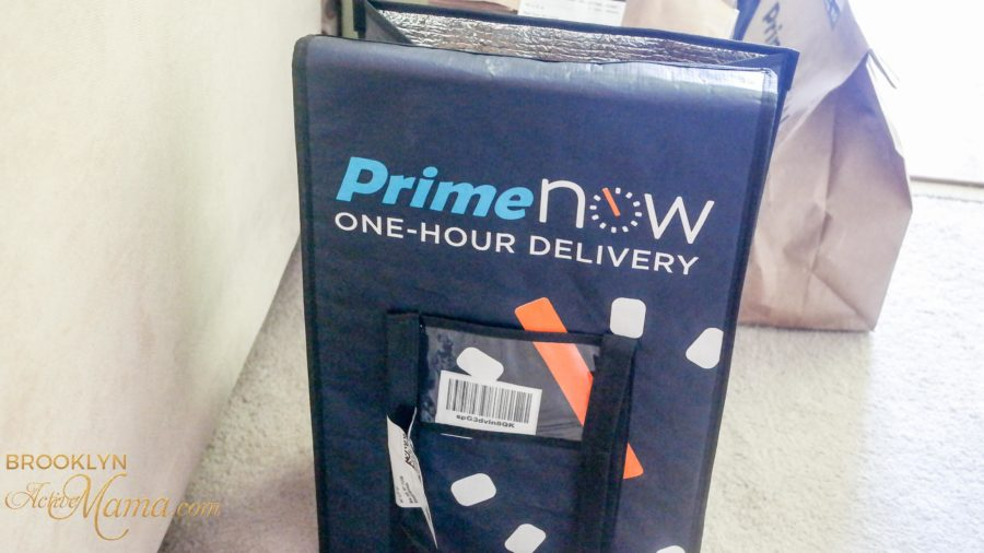 Amazon Prime Now Delivers To Brooklyn!