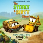 """""""Stinky & Dirty"""" Animated Series Promotes Problem Solving and Recycling"""
