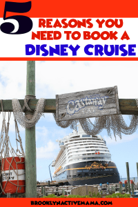 Have you ever thought about booking a Disney Cruise? Here are five magical reasons why you should give it a try! From the amazing spas, to the pools, your family will have the vacation of a lifetime! #travel #disneytips #disney