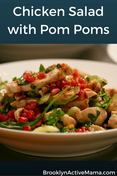 chicken-salad-with-pom-poms