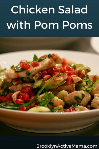 chicken-salad-with-pom-poms
