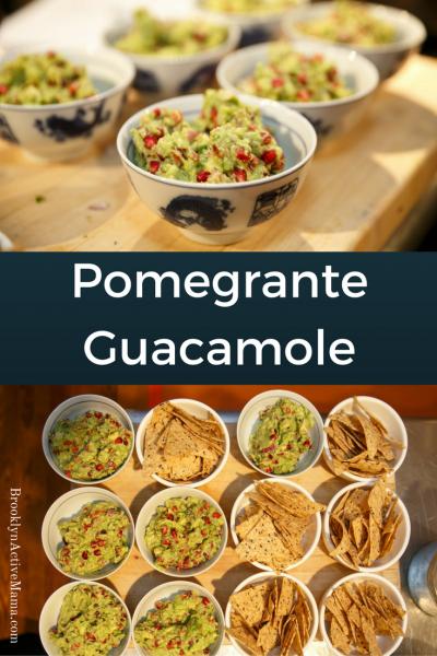pomegranate-guacamole