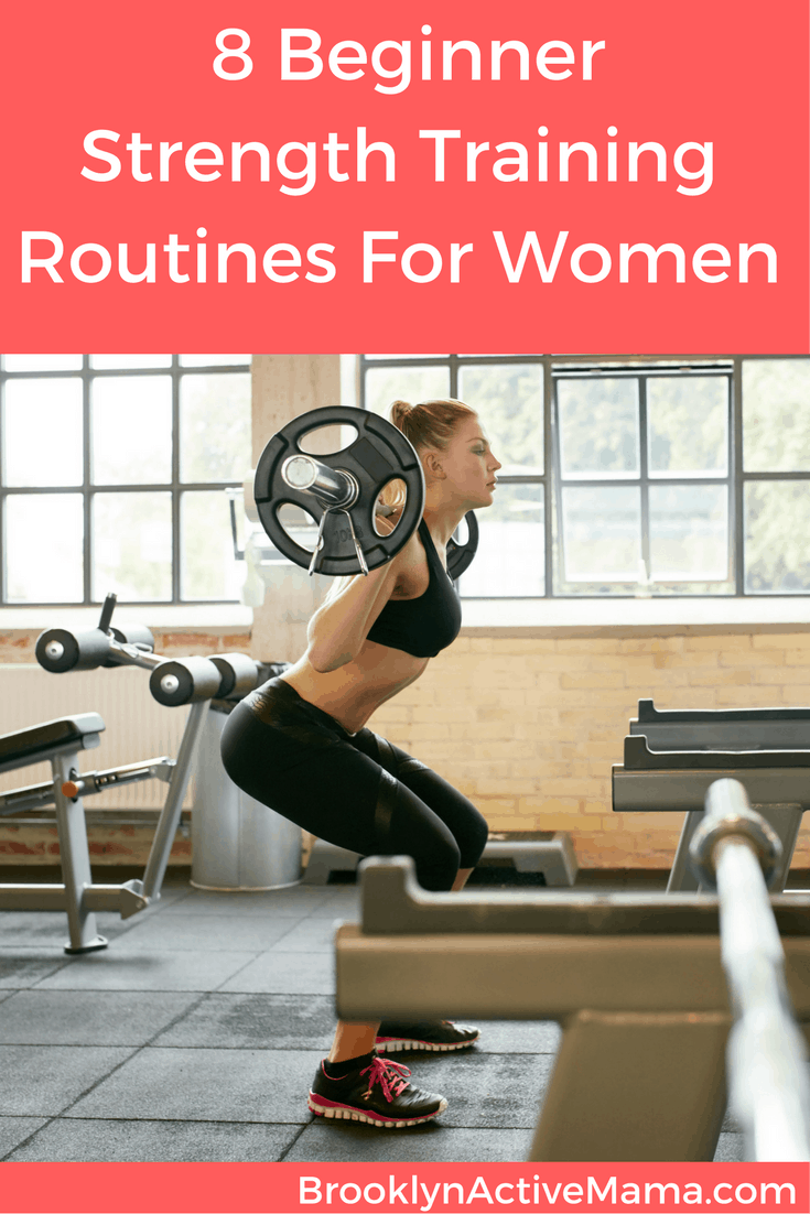 8 Beginner Full Strength Training Plans For Women
