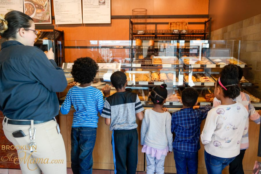 Bakers In Training with Panera Bread