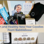 Fun and Healthy New Year Goodies From Babbleboxx!