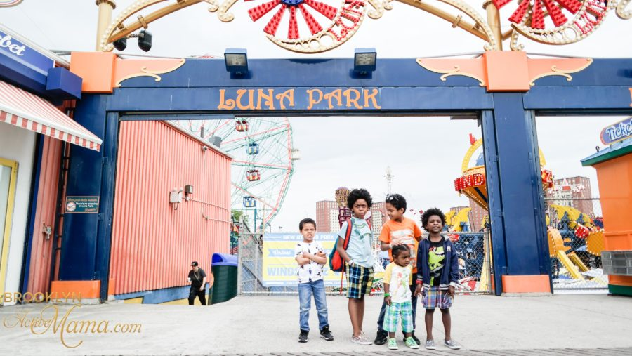 Luna Park Introduces Brand New All Day Wristband!
