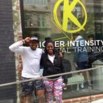 Kore Fitness Class with Lubriderm & Kevin from FitMenCook