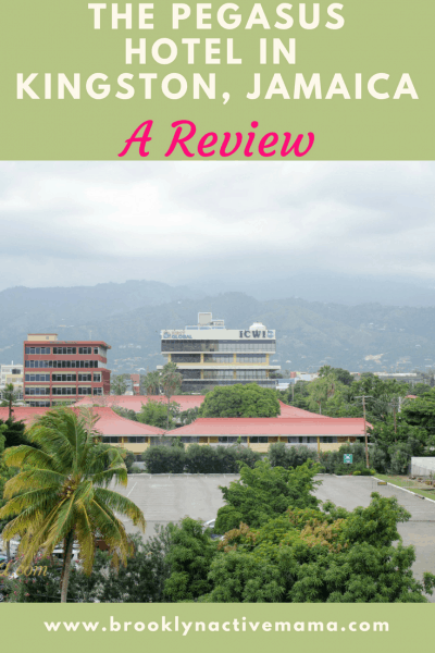 Looking for a place to stay in Kingston Jamaica? Check out The Pegasus Hotel! With beautiful views, a kids area and delicious food this place is top notch! #jamaica #hotels #travel