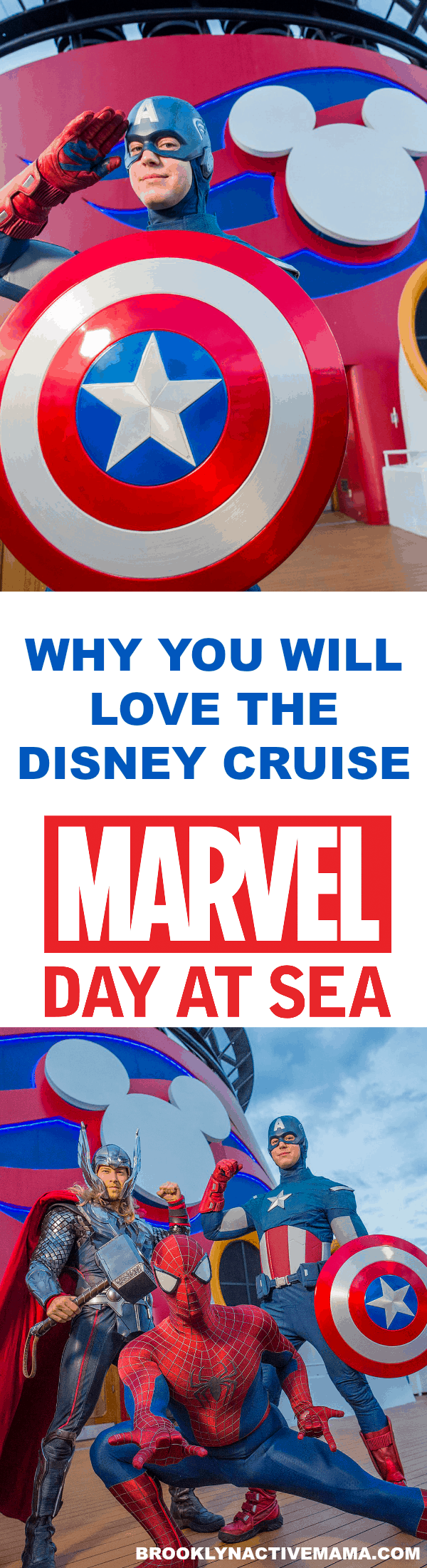 The Disney Cruise Marvel Day At Sea is setting sail this October and on select Disney Cruise Boats in 2018! If you have a Marvel fan in your household check out why this may be the best vacation cruise for you! Iron Man, Captain America, Thor, you name it!
