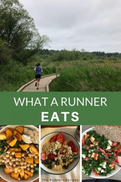 Ever wonder what you should eat before a big race? Six awesome runner bloggers share their nutrition secrets!