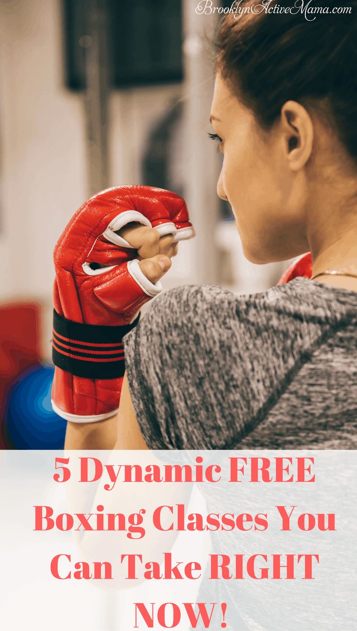 5 Dynamic FREE Boxing Classes You Can Take RIGHT NOW