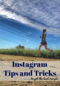 Instagram Runner Tips & Tricks