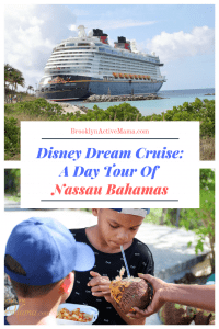 One of the stops on the Disney Dream Cruise Boat is Nassau Bahamas! Check out what WE did on our stop and learn a little bit more about this amazing port of call!